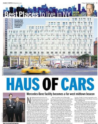 NYDN Cover